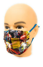 Load image into Gallery viewer, Marvels Avengers Face Mask | Locked Down Designs