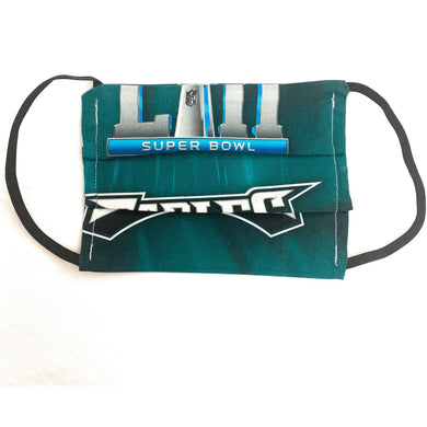 NFL Philadelphia Eagles Super Bowl LII | Locked Down Designs