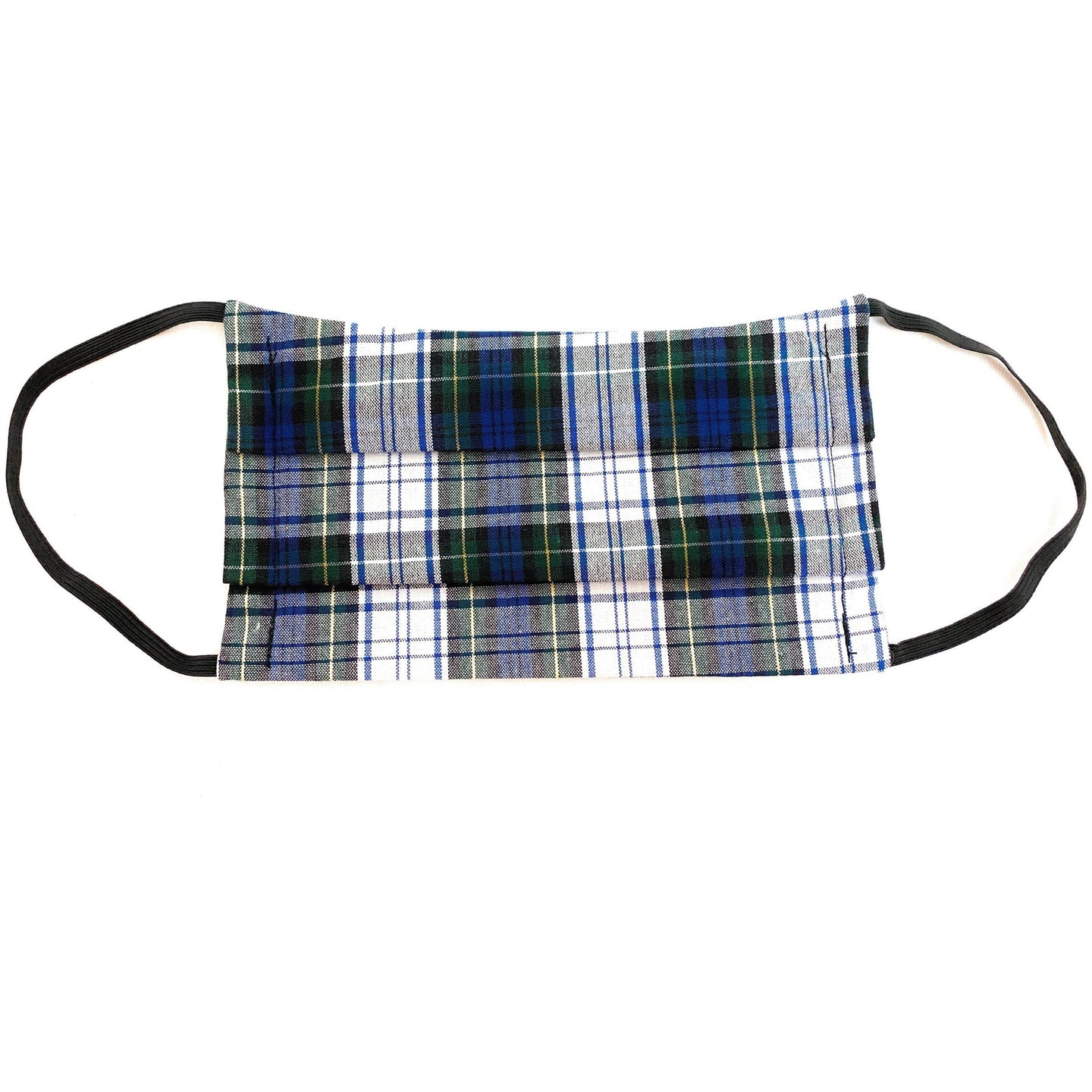 Plaid Face Mask | Locked Down Designs