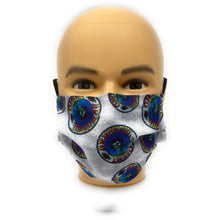 Load image into Gallery viewer, Grateful Dead Face Mask | Locked Down Designs | In-Stock