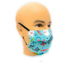 Load image into Gallery viewer, Love to Nurse Face Mask | Locked Down Designs | Premium Face Covers