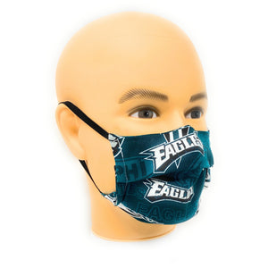 NFL Philadelphia Eagles Retro Face Mask | Locked Down Designs