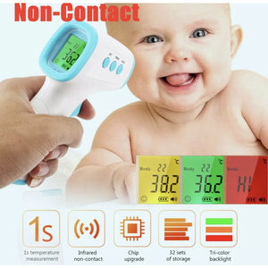 digital thermometer non-contact