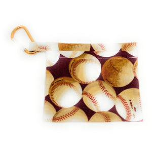 MLVintage Baseball Face Mask Holder | Locked Down Designs