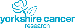 Yorkshire Cancer Research white rose logo