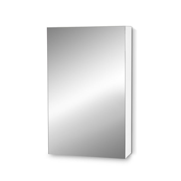 Cefito Bathroom Vanity Mirror with Storage Cavinet - White - Cefito