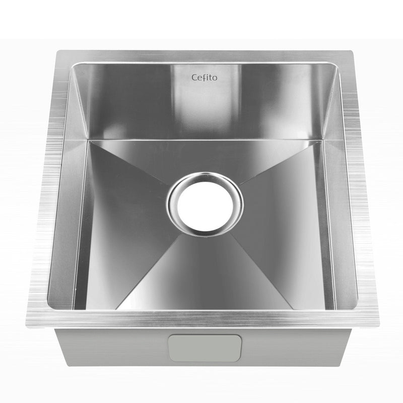 Cefito 510 x 450mm Stainless Steel Sink - Cefito