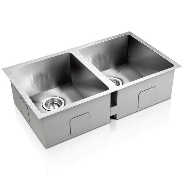 Cefito 770 x 450mm Stainless Steel Sink - Cefito