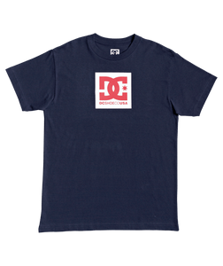 DC Youth Square Star Tee