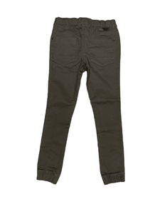 Basic 5 Pocket Olive Twill Jagger