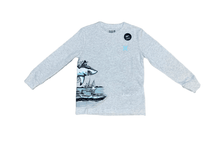 Load image into Gallery viewer, Hurley Shark Long Sleeve