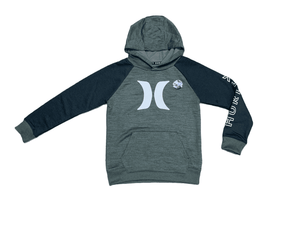 Hurley Birch Heather Solar Hoodie