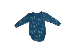 Tapestry Long Sleeve Onesie