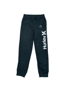 Hurley Black/Grey Dri Fit Joggers