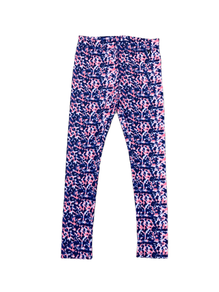 Hurley Racer Blue Sublimation Leggings