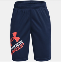 Load image into Gallery viewer, UA Youth Prototype 2.0 Shorts (Academy)