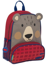Load image into Gallery viewer, Bear Sidekick Backpack