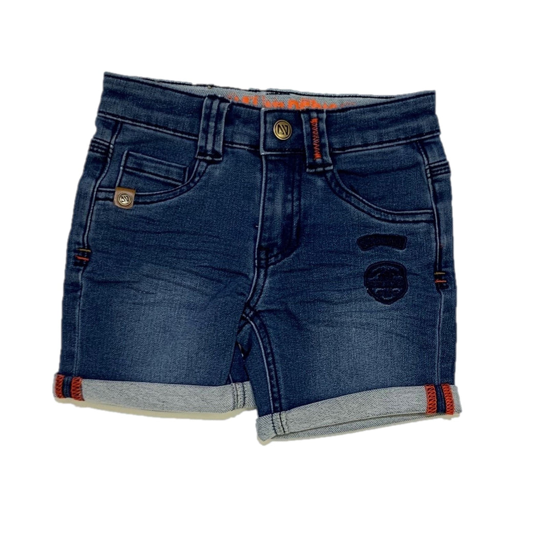 Youth Jean Bermuda Shorts