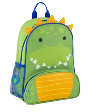 Load image into Gallery viewer, Dino Sidekick Backpack
