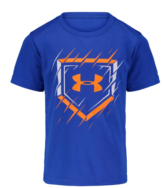 Slashed Home Plate T-Shirt
