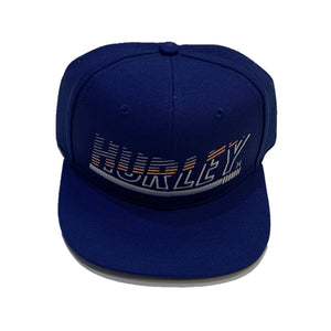 Hurley Youth Royal Blue Trucker Hat
