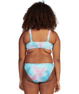 Roxy Girls Leaf Garden Crop Top Set