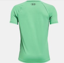 Load image into Gallery viewer, UA Tech Big Logo Short Sleeve (Matcha Green)