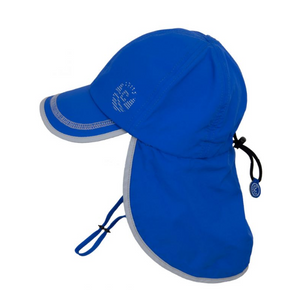Boys UV Back Flap Quick Dry Hat