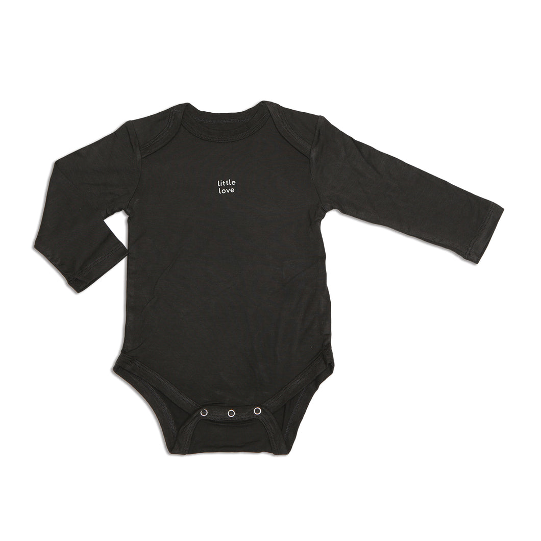 Bamboo Long Sleeve Onseie (Little Love)