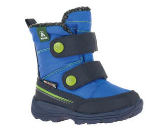 Toddler PEP Snow Boots Blue