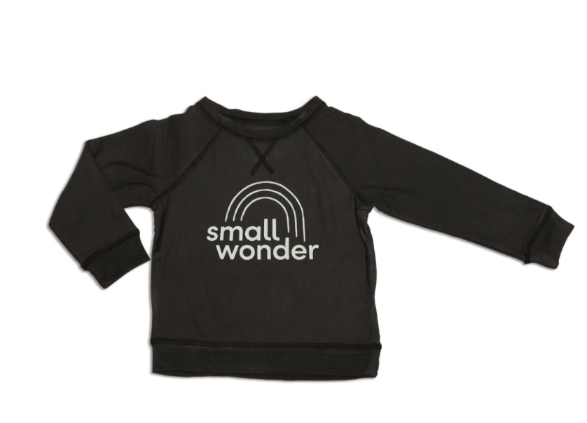 Small Wonder Bamboo Fleece Sweatshirt