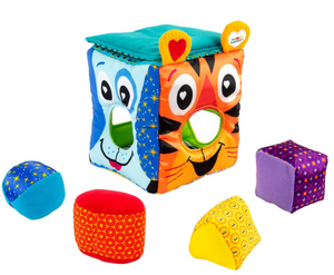 Animal Face Soft Sorter
