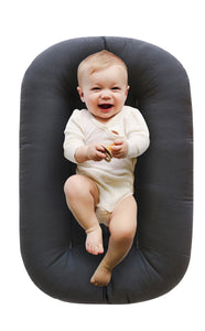 Snuggle Me Organic Infant Lounger Sparrow