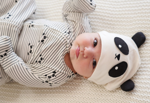 Silkberry Swaddle Transition (Peek A Boo Panda)