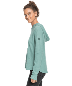 Sky At Night Waffle Knit Hoodie