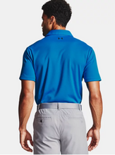 Load image into Gallery viewer, Men's UA Tech Polo Electric Blue