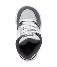 Load image into Gallery viewer, Toddler Pure High Top Grey/Red