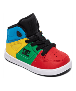 Toddler Pure High Top Rainbow