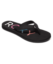 Load image into Gallery viewer, Women's Roxy Vista Sandals Black