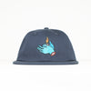 6 panel hat flame holder