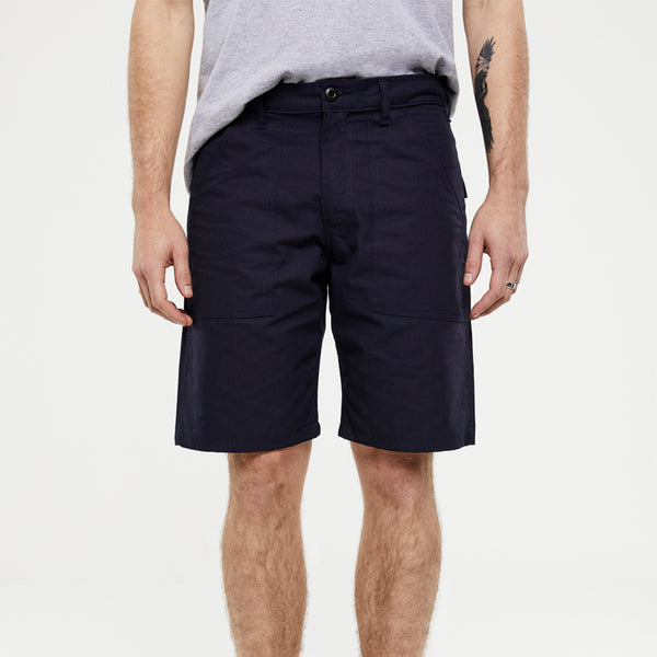 4 Pocket Short - Navy RS