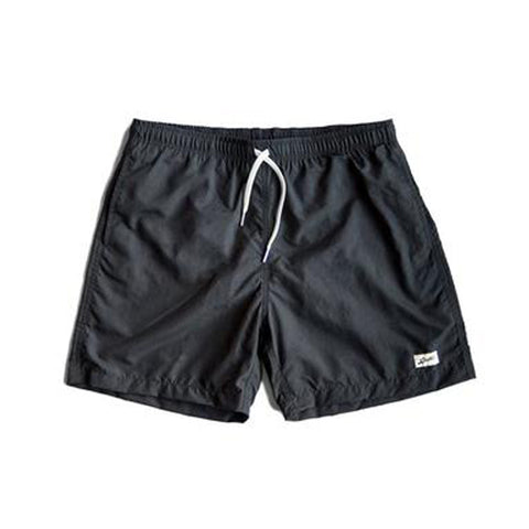 Charcoal Grey Swim Trunk
