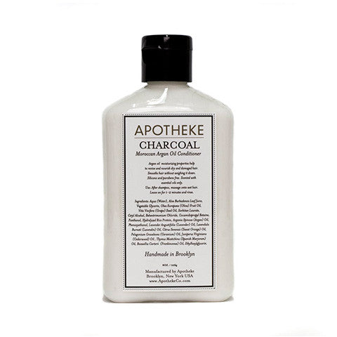Charcoal Argon Oil Conditioner
