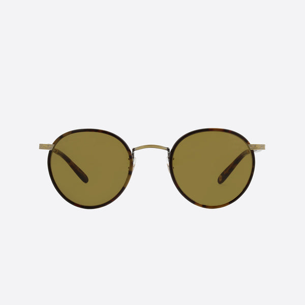 Wilson Bourbon Tortoise-Matte Spotted Tortoise/ Pure Brown