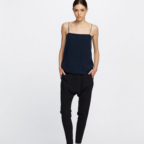 Chloe Square Neck Cami NAVY