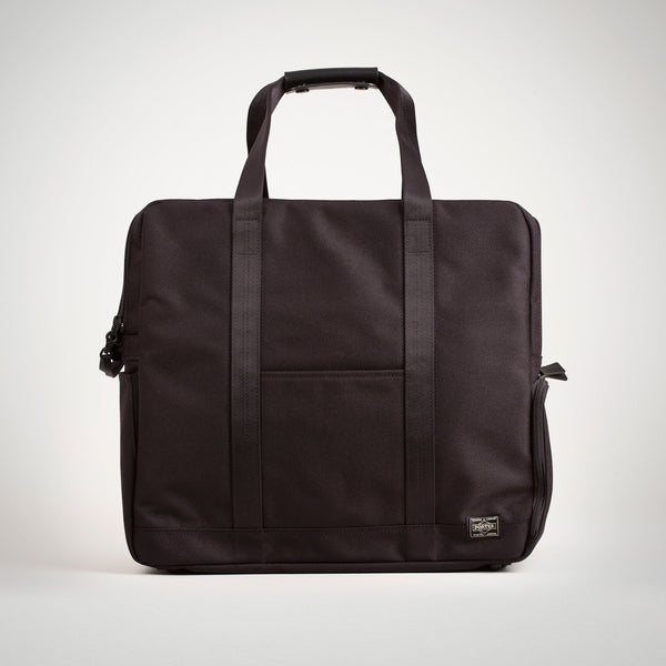 Porter Baby Boston Bag Black