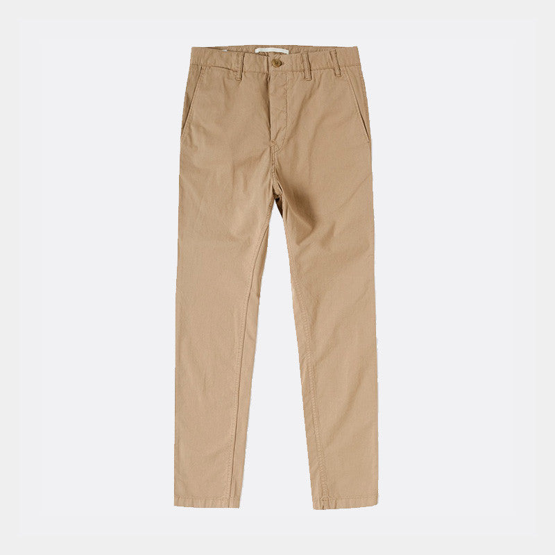Aros Slim Light Twill Khaki