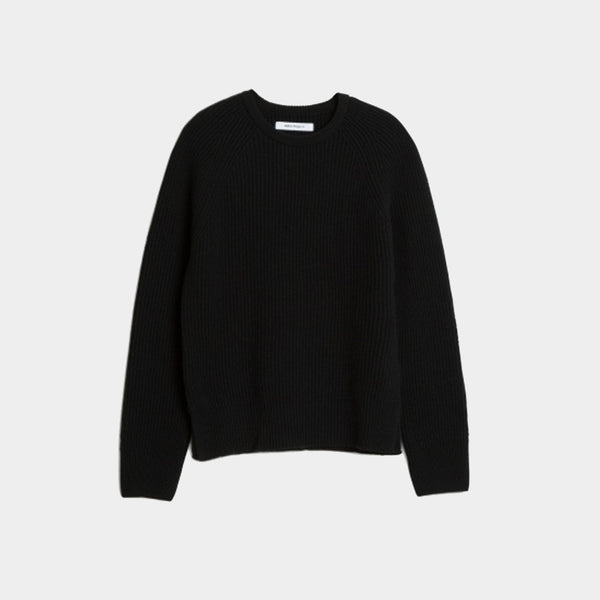 Hegel Lambswool Black