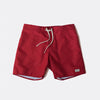 Red Surf Trunk