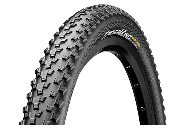 PNEU VTT CONTINENTAL CROSS KING PERFORMANCE 29 TUBELESS READY SOUPLE PUREGRIP COMPOUND 29x2.0